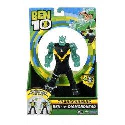 "Figura 6"" Transformable Ben 10 Spin Master"