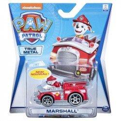 Vehículos Die-Cast Paw Patrol Spin Master Marshall Bombero