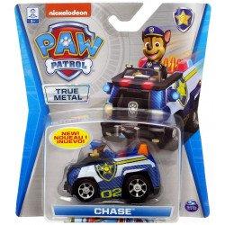 Vehículos Die-Cast Paw Patrol Spin Master Chase Patrulla