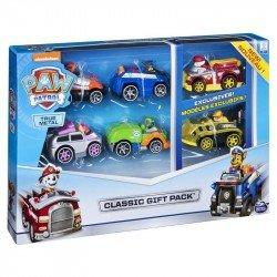 Paw Patrol Set de camiones  Die-Cast