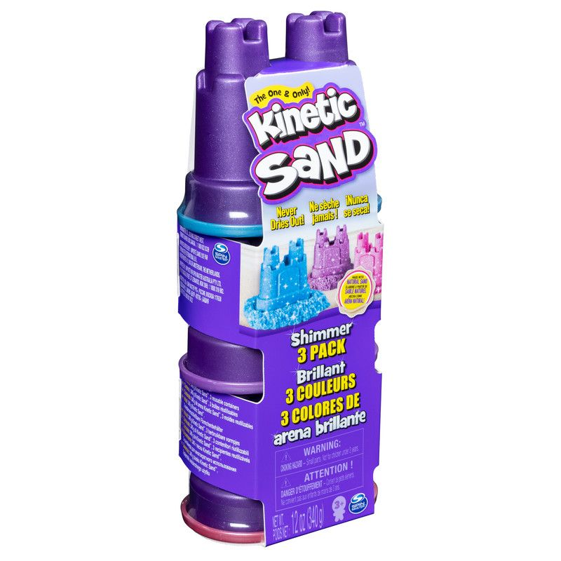 Multipack Destellos Vertical Kinetic Sand