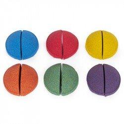 Set Arcoiris de Colores Kinetic Sand
