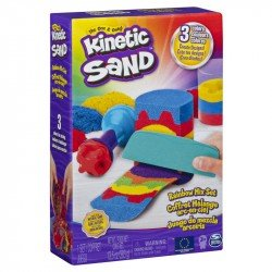 Set Arcoiris de Colores Kinetic Sand