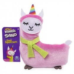 Squishies De Arena Kinetic Sand Llamacorn