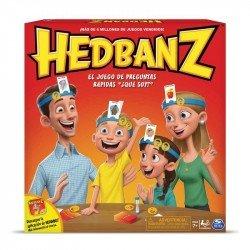 Juego de Mesa Hedbanz Familia