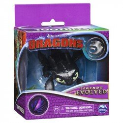 Mini Dragones Como Entrenar a Mi Dragon Chimuelo