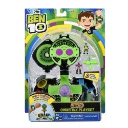 Omnitrix Set de Juego Spin Master Verde