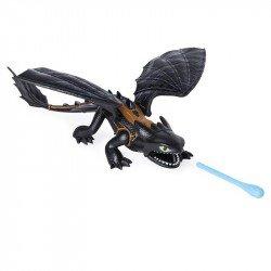 Set Chimuelo Y Furia Luminosa Como Entrenar a Mi Dragon