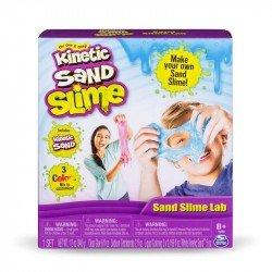 Laboratorio de Slime Kinetic Sand