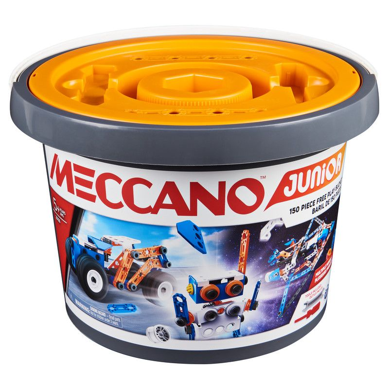 Contenedor Meccano Jr