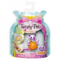 Twisty Postrecitos Twisty Petz Orange Pandas