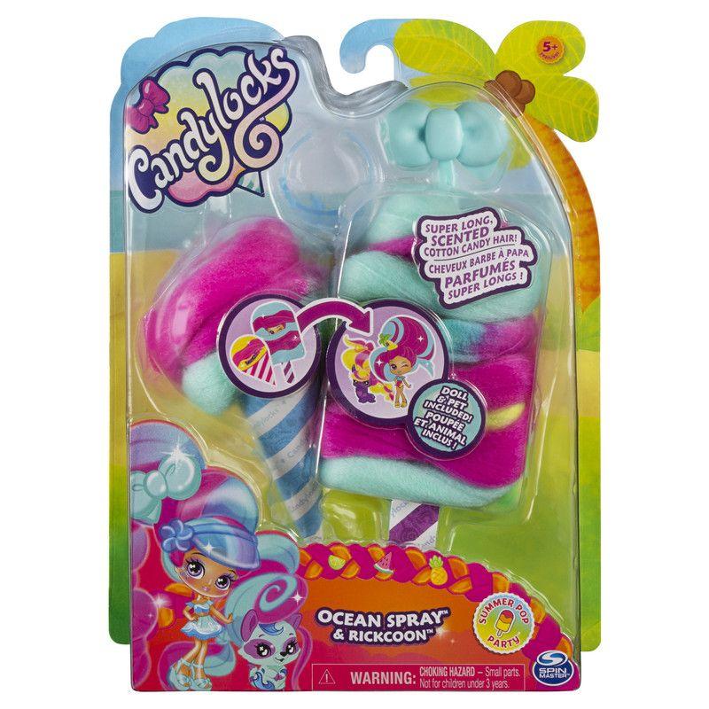 Candylocks + Mascota