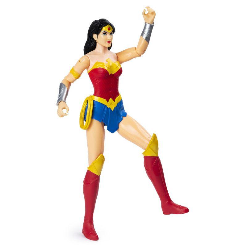 Figura De Accion 12 Mujer Maravilla DC