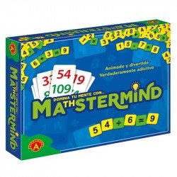 Juego De Mesa Mathstermind