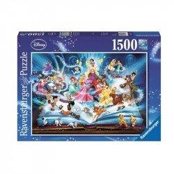 Rompecabezas Disney El Libro De Los Cuentos 1500 Pzas.