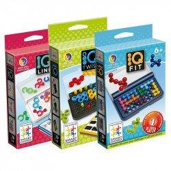 Set 3 Juegos IQ