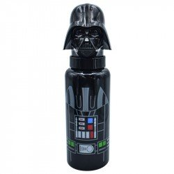Botella Aluminio 600 Ml Star Wars Darth Vader