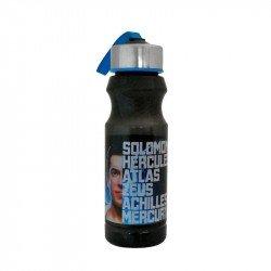 Botella Con Tapa De Acero Shazam DC