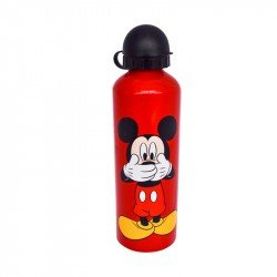 Botella Aluminio 750ml Mickey