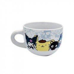 Taza De Ceramica Hello Sanrio 27 Oz