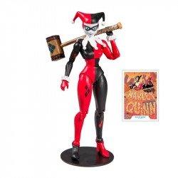 Figura de Acción McFarlane DC Harley Quinn