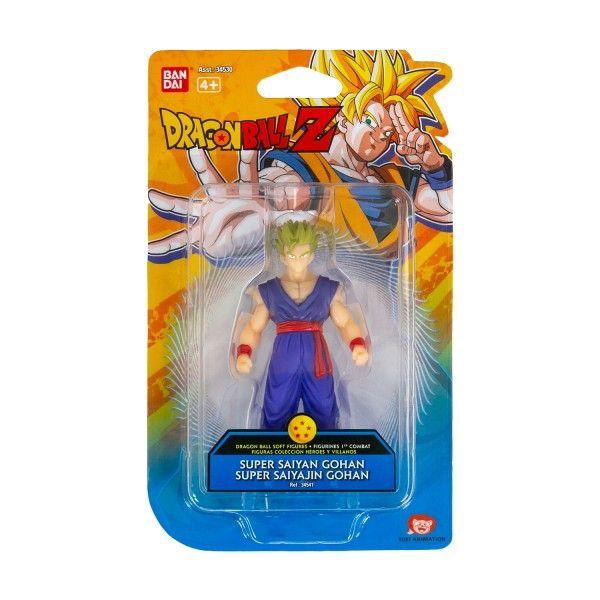 Figuras Suaves de Personajes Dragon Ball Z Bandai