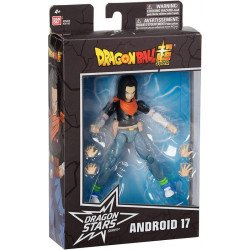 Figura de Acción Dragon Ball Dragon Stars Series Android 17