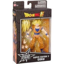 Figura de Acción Dragon Ball Dragon Stars Series Super Saiyan 3 Goku