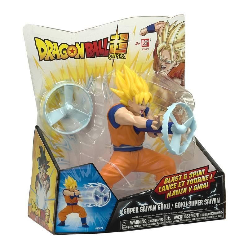 Figura Vegeta Kamehameha Dragon Ball Super