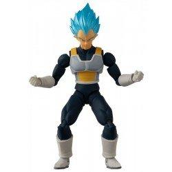 Figura De Acción Dragon Ball Figura de Acción 5 Super Saiyan Blue Vegeta