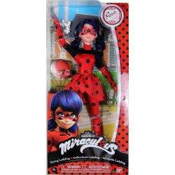 Figura de Lujo Lady Bug Bandai Intrépida LadyBug