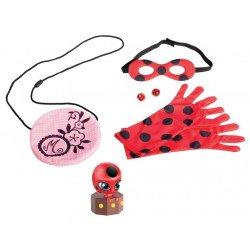 Disfraz Conviértete en LadyBug