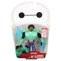 Figura de Acción 12cm Grandes Héroes (Big Hero 6) Wasabi
