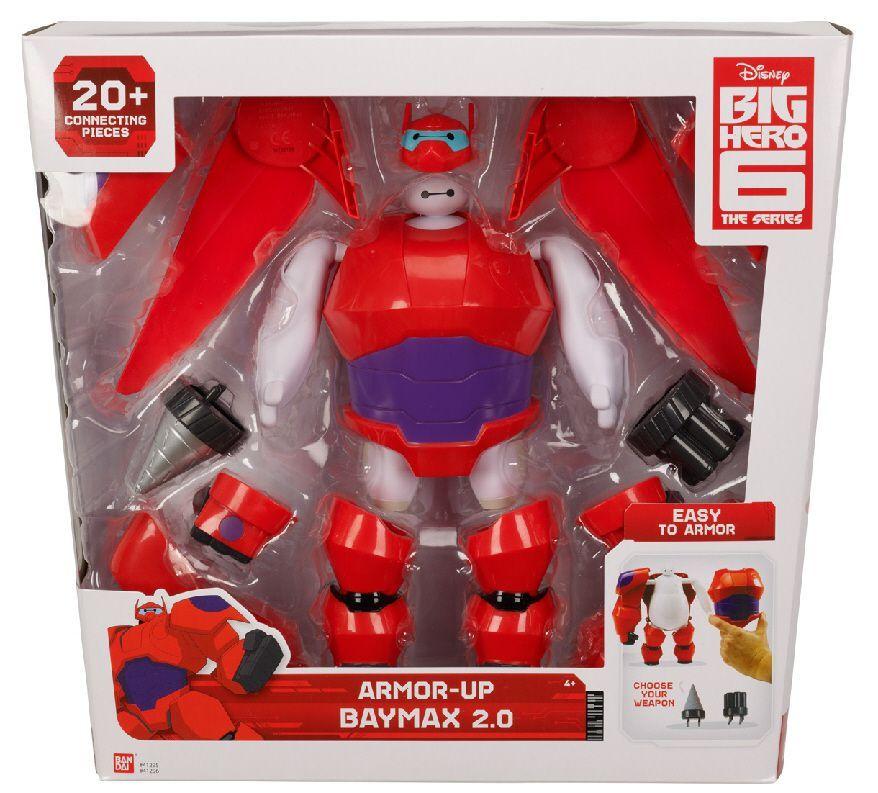 BH6 BAYMAX ARMADURA 20
