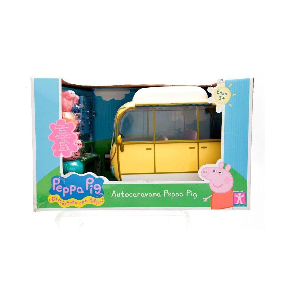 Kit de Autocaravana Peppa Pig
