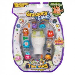 Figuras The Grossery Gang Large Pack T5