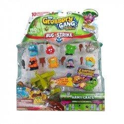 Grossey Gang S4 Paquete Grande de Figuras Bandai