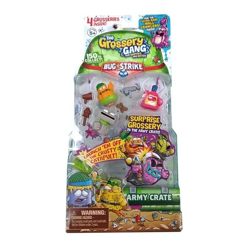 Grossey Gang S4 Paquete de Figuras Bandai