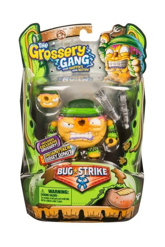 Figura Grossery Gang Bug Strike Fungus
