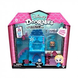 Disney Doorables Playset de temas Bandai