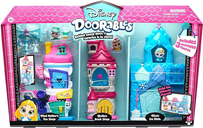 Disney Doorables Playset Deluxe