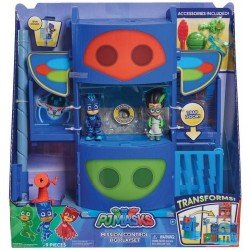 Playset Mission Control PJ Masks Bandai