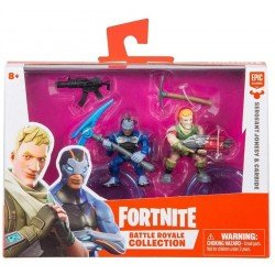 Pack de 2 Figuras Fortnite Bandai