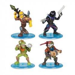 Pack de 4 Figuras Fortnite Bandai