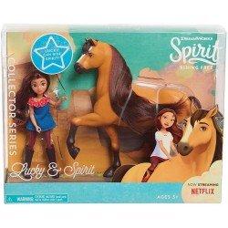 Muñeca de Colección Spirit Bandai