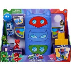 Playset Fold n' Go Headquarters PJ Masks Bandai