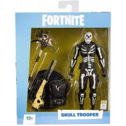 "Figura de Acción McFarlane Fortnite 7"" Skull Trooper"