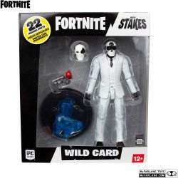 "Figura de Acción McFarlane Fortnite 7"" Wild Card"