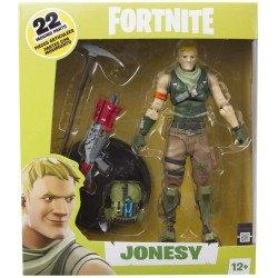 "Figura de Acción McFarlane Fortnite 7"" Jonesy"