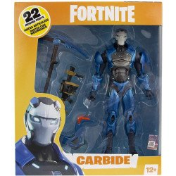 "Figura de Acción McFarlane Fortnite 7"" Carbide"